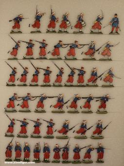 Diverse Hersteller: US Zouaven, 1861 bis 1865