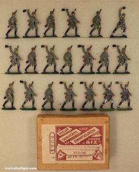 BIZ (Ochel/Kiel): Infanterie im Handgranatenkampf, 1916 bis 1918