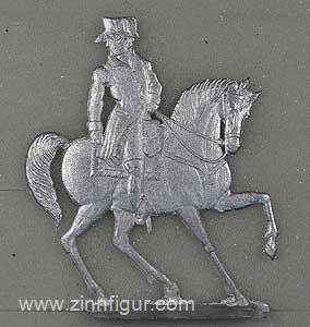 Fechner: Napoleon I. als Reiterfigur, 1789 bis 1815