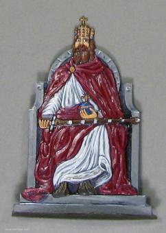 Diverse Hersteller: Kaiser Karl der Große, 768 n.Chr. bis 814 n.Chr.