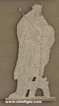 Diverse Hersteller: Ludwig der Fromme, 814 n.Chr. bis 840 n.Chr.