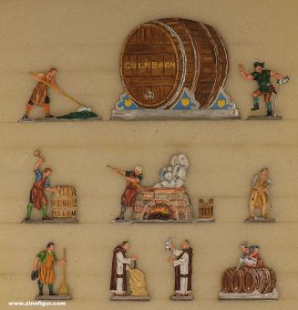Kulmbach, Museum: Beer brewery in Kulmbach, Franconia, 1420 bis 1590