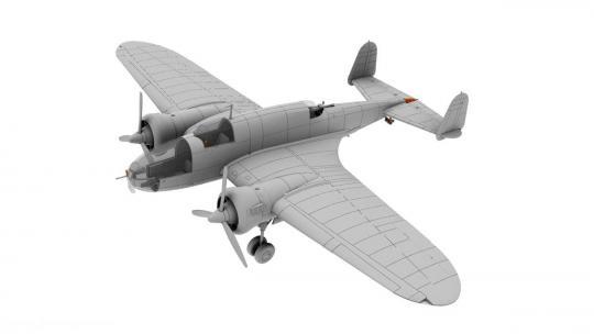 IBG 1//72 PZL.37B II Los Polish Bomber nº 72515