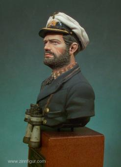 Andrea Miniatures S9-B14 The bust collection U-Boat Commander SCALE 1//10