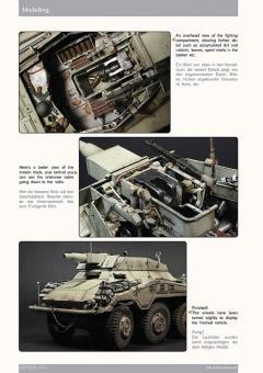 Büssing/'s 8-Rad Panzerspähwagen Teil1 Modellbau//Buch//Fotos//Bilder Nuts/&Bolts 35