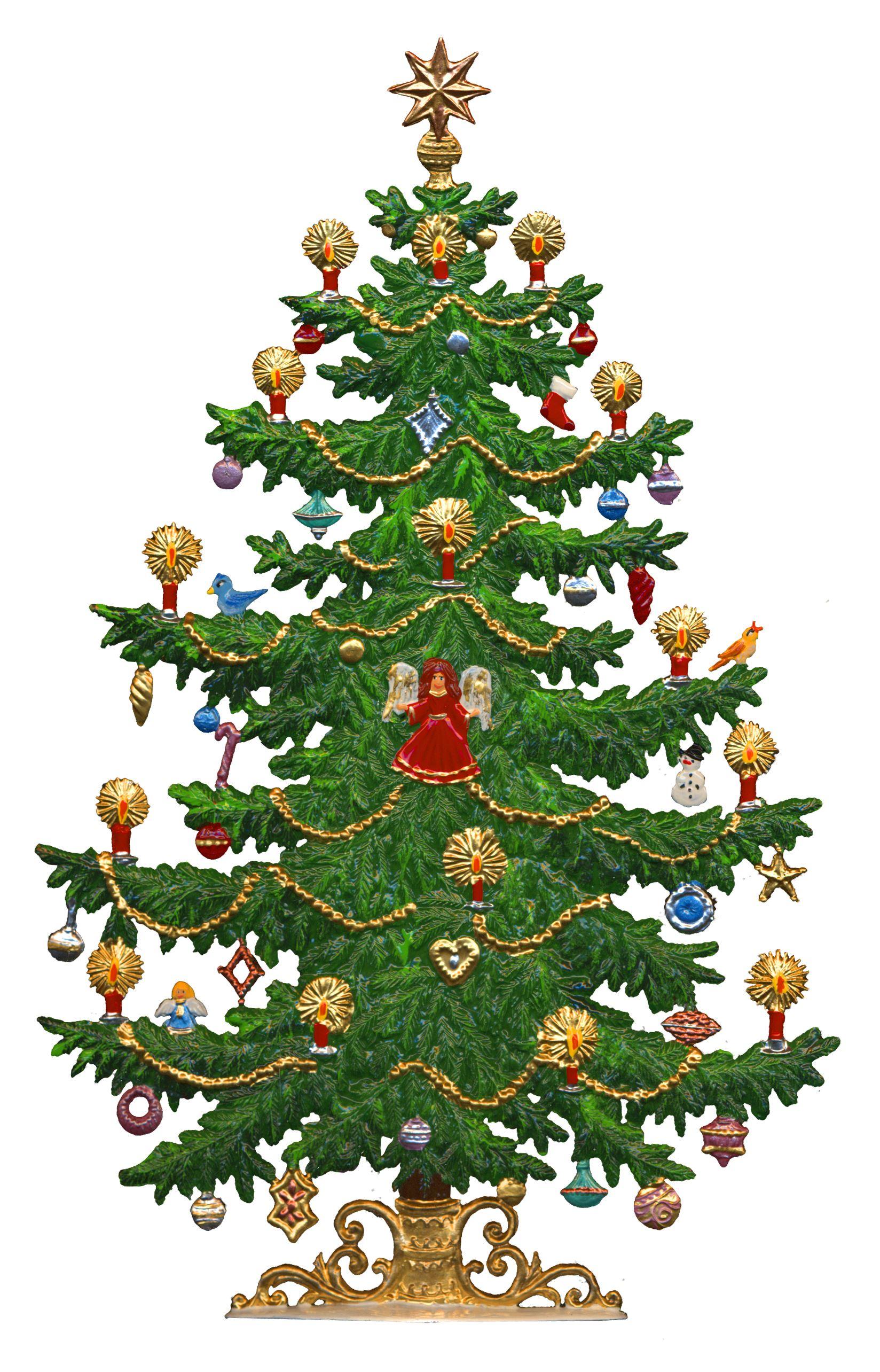 berliner zinnfiguren weihnachtsbaum geschm ckt online. Black Bedroom Furniture Sets. Home Design Ideas