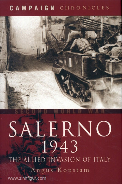 Chapter 6: Salerno to the Gustav Line