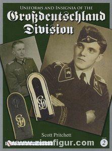 Berliner Zinnfiguren   Pritchett, S : Uniforms and Insignia of the  Großdeutschland Division  Volume 2   purchase online