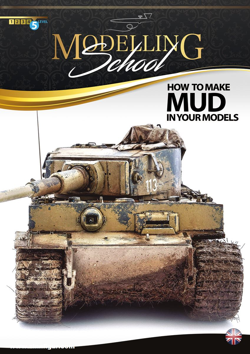 Berliner Zinnfiguren | Modelling School  How to make Mud in Your Models |  purchase online