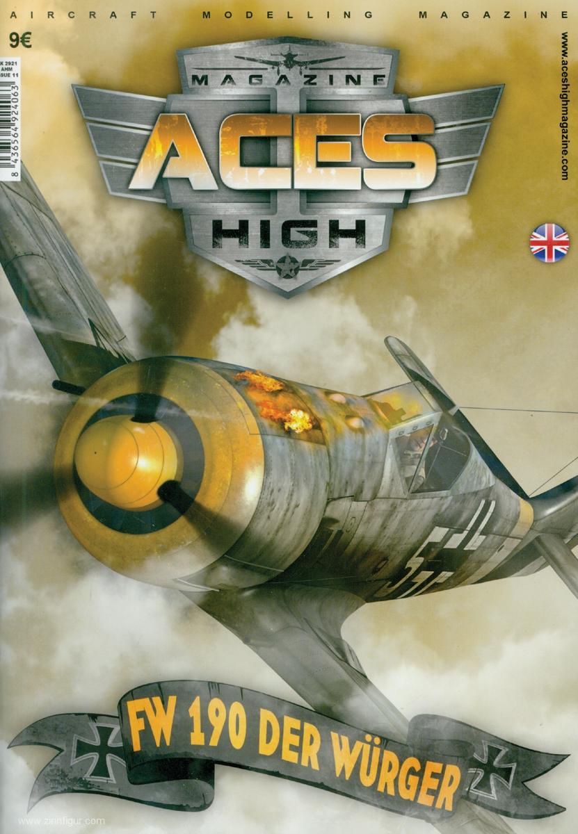 Focke-Wulf FW 190 Teil 3 Flugzeug Classic Extra Modellbau Modelle Heft Journal