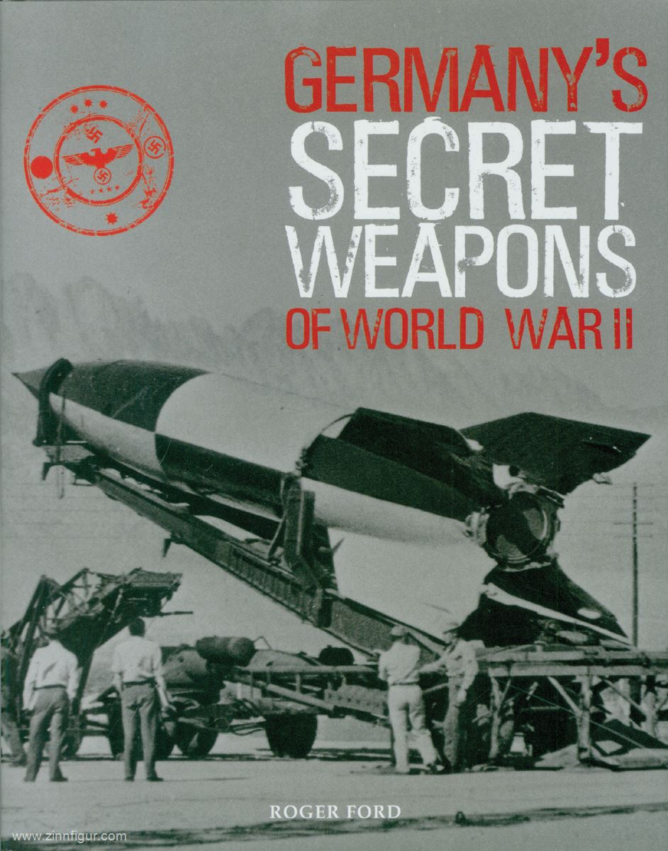 Secret Weapons: Death Rays, Doodlebugs and Churchills Golden Goose