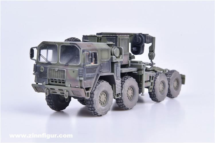MAN KAT1 M1014 8x8 HIGH-Mobility off-road Truck, camouflage
