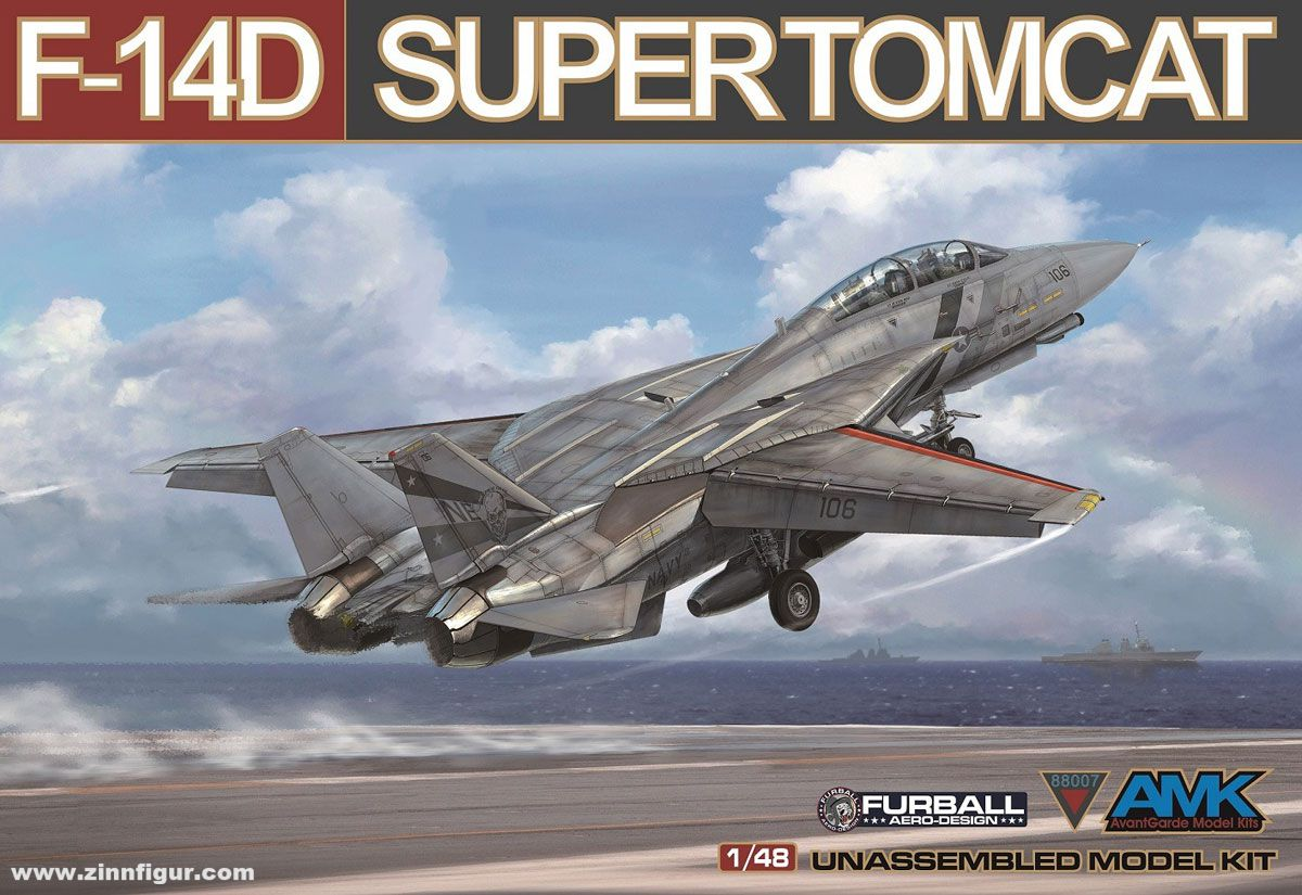 Grumman F 20D Super Tomcat