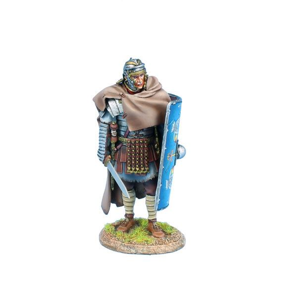 Legionary with Gladius - Legion XXX Ulpia Victrix