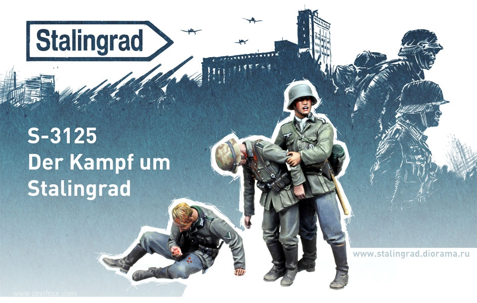 The Battle for Stalingrad
