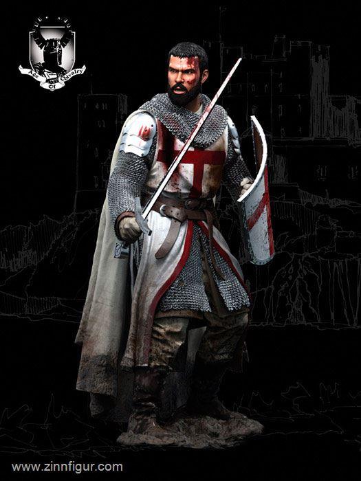 Knight Templar - 12th Century