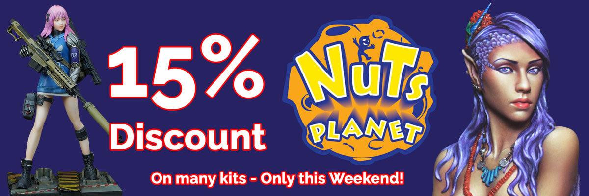 Nutsplanet 15%