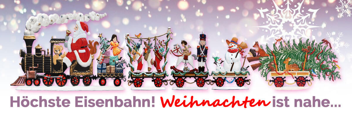 Banner Weihnachtsanhaenger