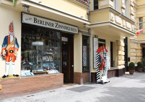 berliner zinnfiguren laden in berlin purchase online. Black Bedroom Furniture Sets. Home Design Ideas